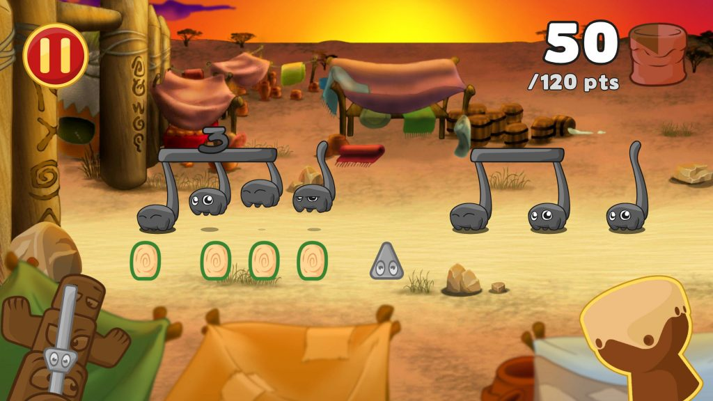 rhythmic village gameplay 2